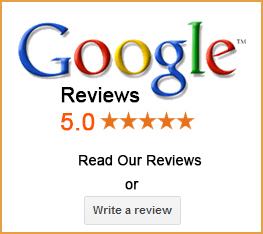 Read our reviews or write a review at Google!