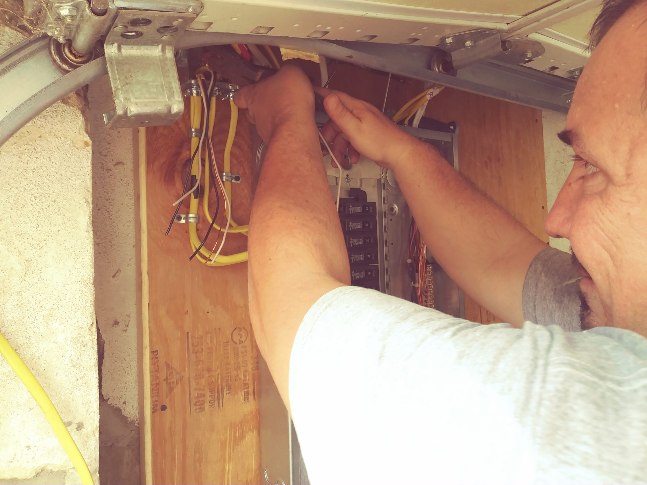 Electrical Panels &Upgrades